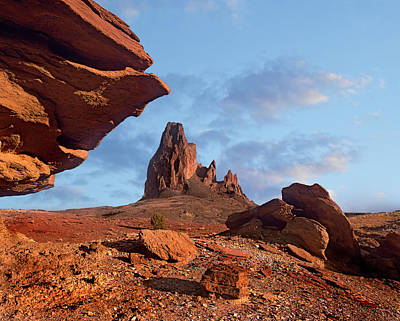 Arizona Photograph - Rock Formation, Monument Valley, Arizona by Tim Fitzharris/ Minden Pictures
