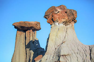 Photograph - Rock Formation by Todd Klassy