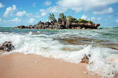 Photograph - Rock Island by Bodhi Hutton
