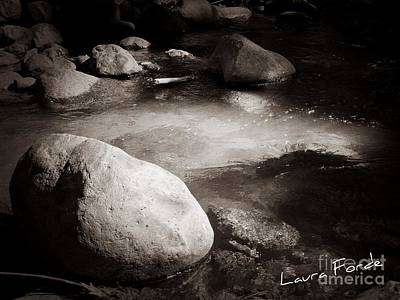 Photograph - Rock by Laura Forde