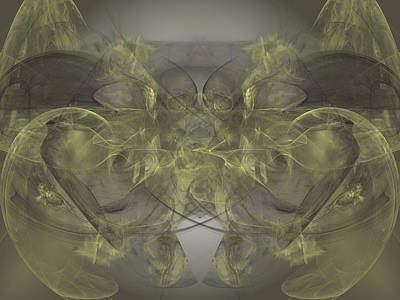 Digital Art - Rocksprocket The Demonic by Jeff Iverson
