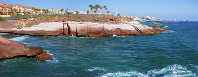 Photograph - Rocky Coastline Of Costa Adeje by Sun Travels