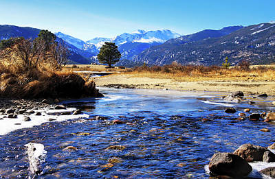 Photograph - Rocky Mountain Current by Dawn Richards