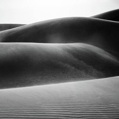 Photograph - Rolling Waves Of Sand by Flash Parker