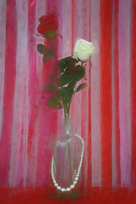 Digital Art - Romance by Pamela Walton