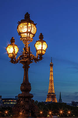 Royalty-Free and Rights-Managed Images - Romantic Paris by Andrew Soundarajan