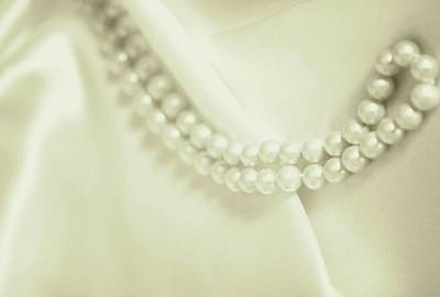 Photograph - Romantic Pearls by The Art Of Marilyn Ridoutt-Greene