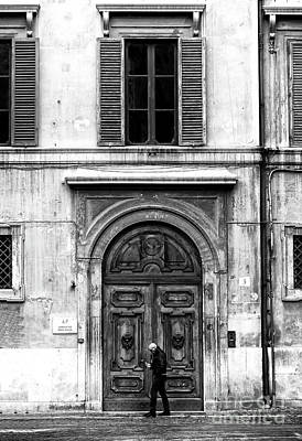 Photograph - Rome Italy Mood by John Rizzuto
