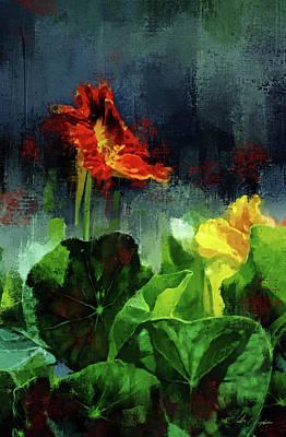 Digital Art - Romeo and Juliet by Garth Glazier