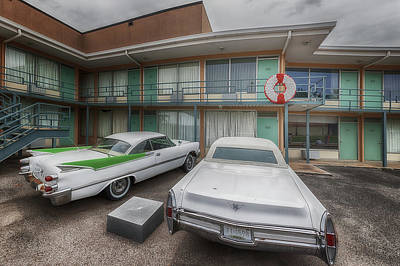 Photograph - Room 306 - Lorraine Motel by Susan Rissi Tregoning