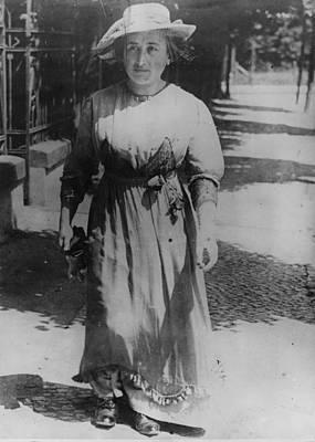 Rosa Luxemburg Art Print by Henry Guttmann Collection