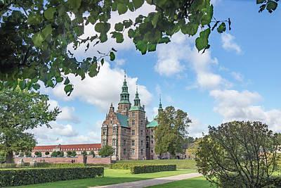 Photograph - Rosenborg Castle, Copenhagen by Steve Boyko