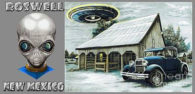 Roswell New Mexico Original