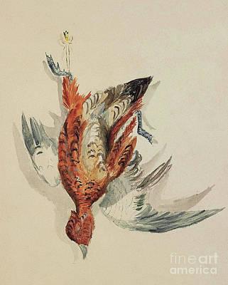 Painting - Rouge De Riviere by Henri de Toulouse-Lautrec