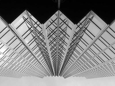 Photograph - Royal Bank Plaza Towers, Toronto, Canada by Gary Koutsoubis