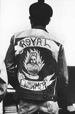 Royal Charmer Art Print by Fred W. McDarrah