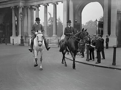 Hyde Park Wall Art - Photograph - Royal Ride by G. Adams