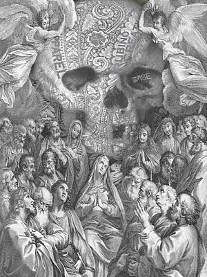 Painting - Rubino Skull Garden Rise by Tony Rubino