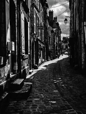Photograph - Rue St.lubain by Jorg Becker