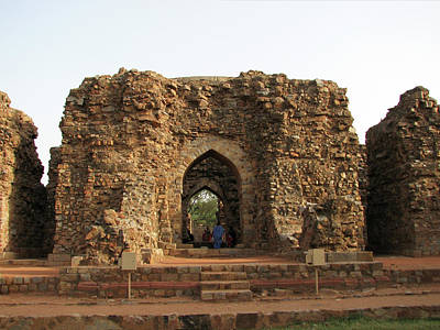 Jainism Wall Art - Photograph - Ruined by Murali Aithal Photography