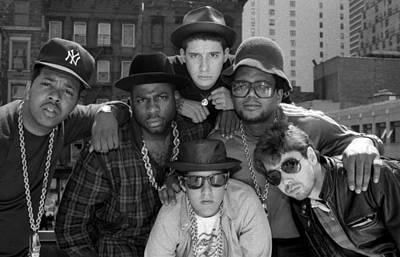 Photograph - Run-dmc & Beastie Boys by New York Daily News Archive