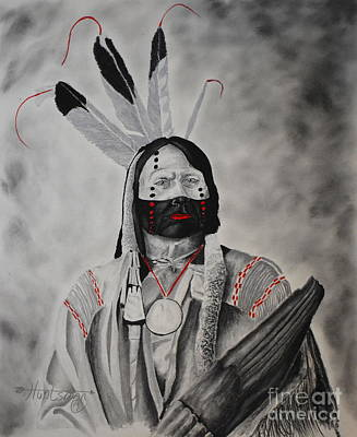 Running Antelope Lakota Souix Original