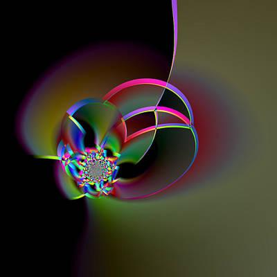 Digital Art - Rushelling by Andrew Kotlinski