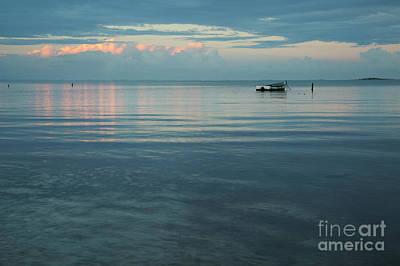 Photograph - Rustic Boat At Kaneohe Bay by Charmian Vistaunet
