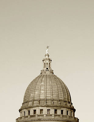 Photograph - Rustic Dome by Todd Klassy