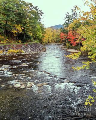 Photograph - Saco River by Cheryl Del Toro