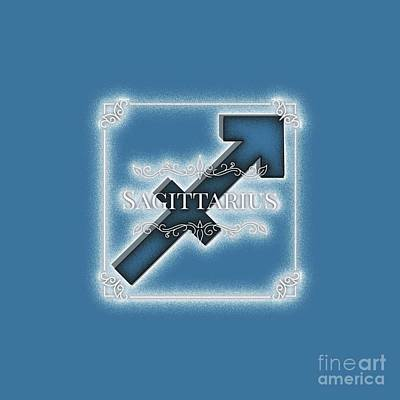 Royalty-Free and Rights-Managed Images - Sagittarius by Esoterica Art Agency
