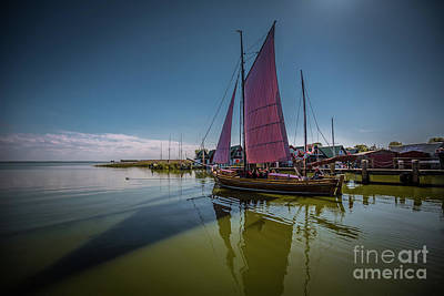 Photograph - Sail Away by Eva Lechner