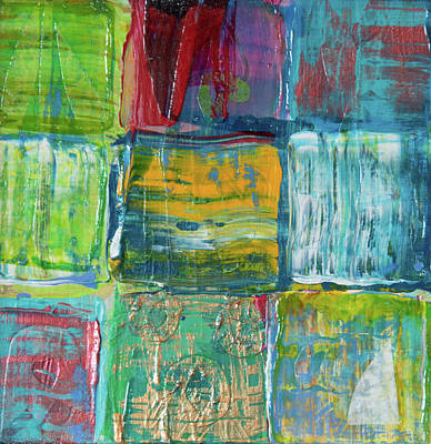 Mixed Media - Sail Away by Paper Jewels By Julia Malakoff