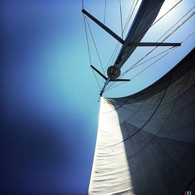 Photograph - Sail by Photography By Giovanni Ferrari