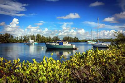 Photograph - Sailboat Series 34 by Carlos Diaz