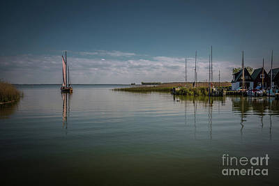 Photograph - Sailing Away by Eva Lechner