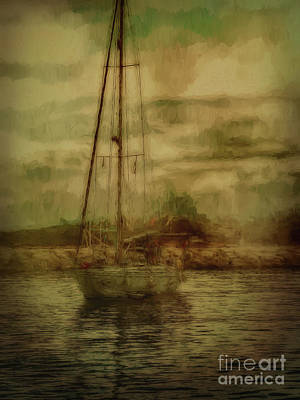 Photograph - Sailing by Leigh Kemp