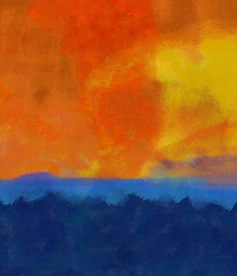 Painting - Sailors Warning by Dan Sproul
