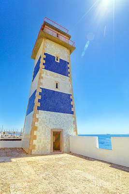 Photograph - Saint Marthas Lighthouse by Benny Marty