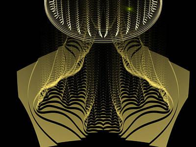 Digital Art - Saint-martial-de-mirambeau by Jeff Iverson