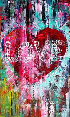 Painting - Saint Valentine's Day by J Vincent Scarpace