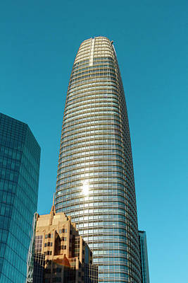 Photograph - Salesforce Tower San Francisco by Bonnie Follett