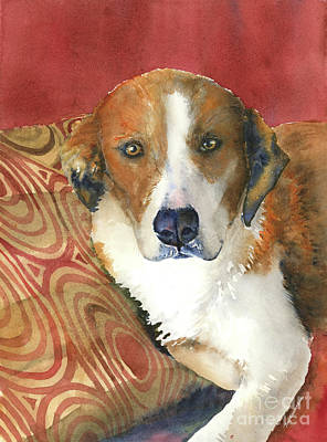 Painting - Sally by Amy Kirkpatrick