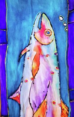 Photograph - Salmon by Alice Gipson