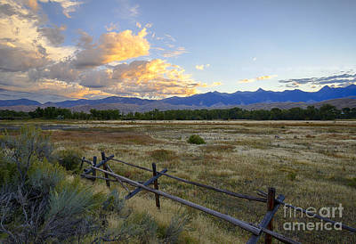 Photograph - Salmon Valley Dawn by Idaho Scenic Images Linda Lantzy