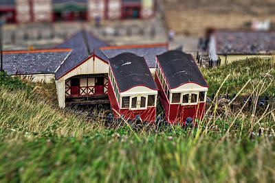 Photograph - Saltburn Tramway by Scott Lyons
