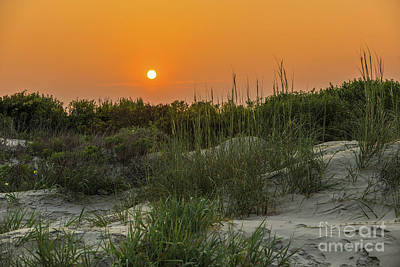 Photograph - Salty Summer Sun Days by Dale Powell