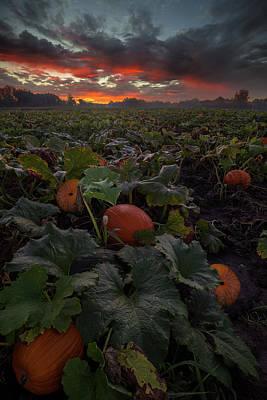 Photograph - Samhain by Aaron J Groen