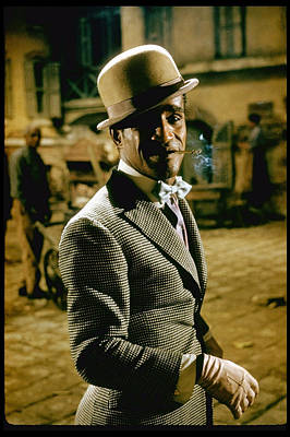 Photograph - Sammy Davis Jr. In Porgy & Bess by Gjon Mili