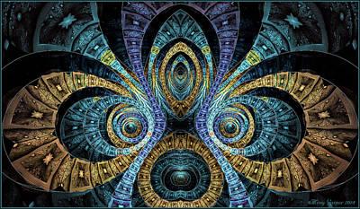 Digital Art - Samuel by Missy Gainer